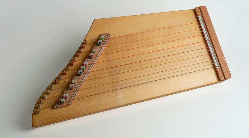 Luber Harfe Standard